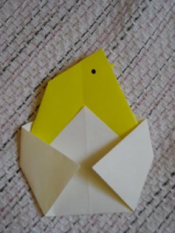 簡単 折り紙 折り紙 ひよこ : violette-703.cocolog-nifty.com